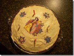 Little Princess Confetti Cookie Cake Pie