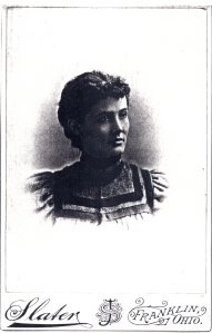 Undated photo of Hattie Cather.