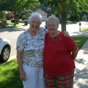 Peggy Straughen & Kay Chamblis, 2008.
