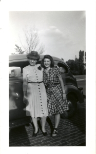 """June 9-1943 All ready to leave 'State' after happy freshman year"""
