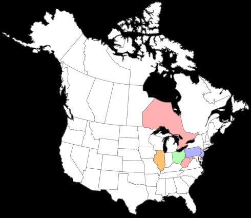 Ancestor Map
