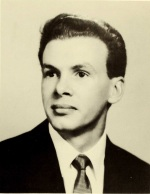 Straughen 1958 Yearbook William J 2 - Copy