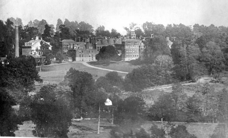 Margaret Ewing Hoag's Westtown boarding School Album 1917 (Gammy)