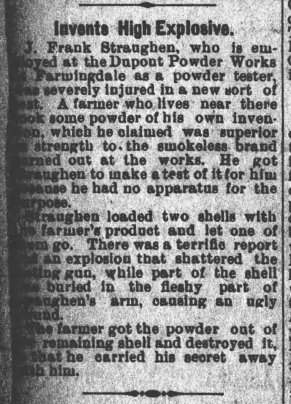 Straughen 1903 J Frank The_Monmouth_Inquirer_Thu__Oct_22__1903_p4